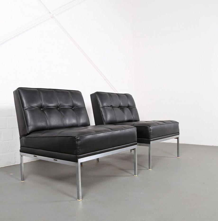 Constanze_Ledersessel_Johannes_Spalt_Wittmann_60er_Design_Set_Barcelona_Chair_06