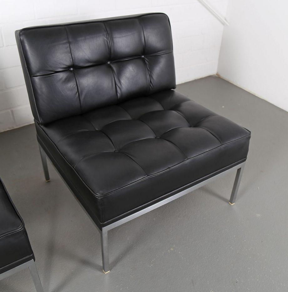 Constanze_Ledersessel_Johannes_Spalt_Wittmann_60er_Design_Set_Barcelona_Chair_08