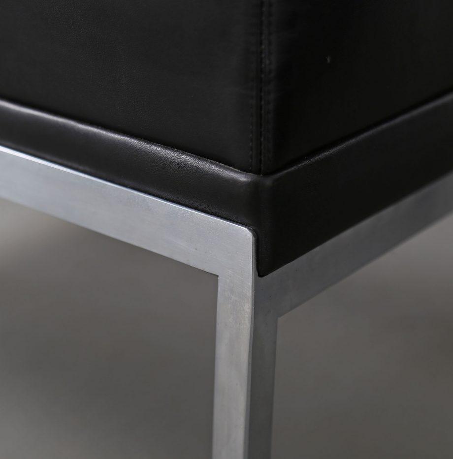 Constanze_Ledersessel_Johannes_Spalt_Wittmann_60er_Design_Set_Barcelona_Chair_14