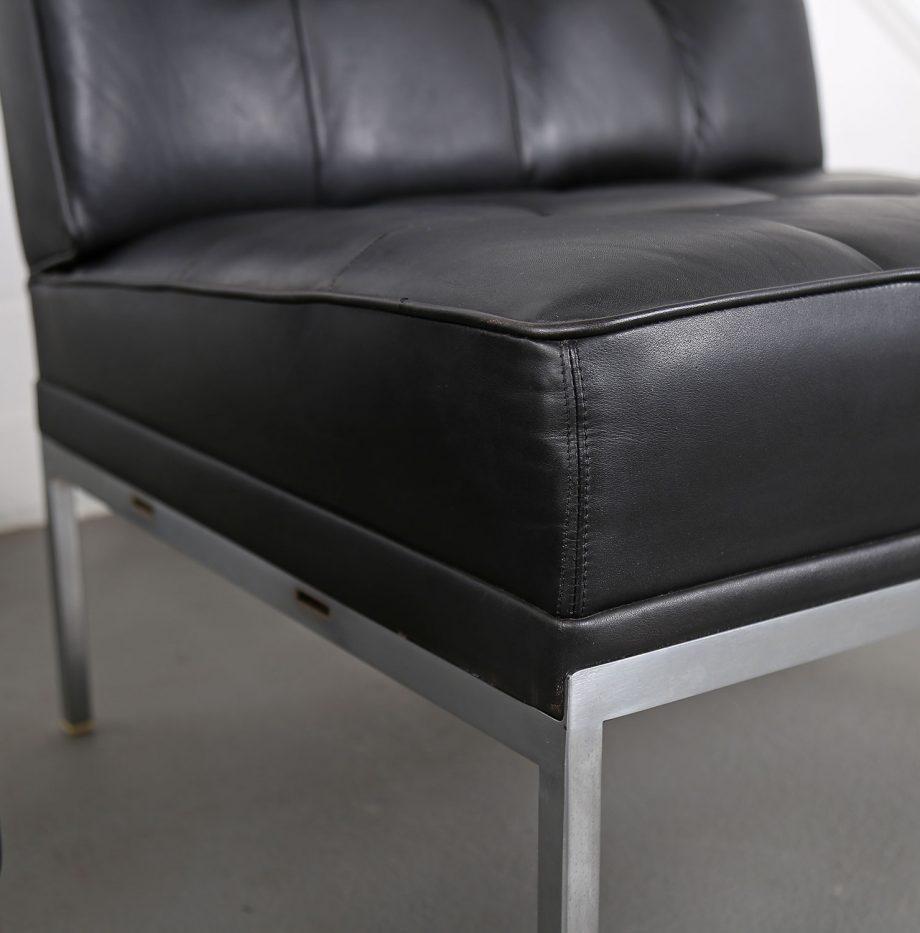 Constanze_Ledersessel_Johannes_Spalt_Wittmann_60er_Design_Set_Barcelona_Chair_19
