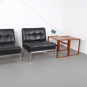 Johannes Spalt Constanze Sessel Lounge Chair Wittmann 60er Design