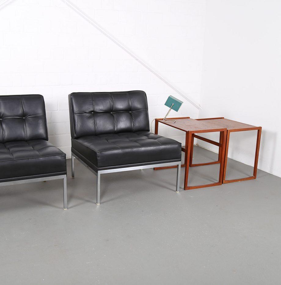 Constanze_Ledersessel_Johannes_Spalt_Wittmann_60er_Design_Set_Barcelona_Chair_21