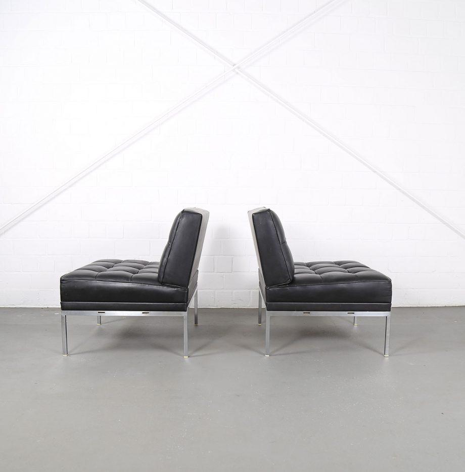 Constanze_Ledersessel_Johannes_Spalt_Wittmann_60er_Design_Set_Barcelona_Chair_26