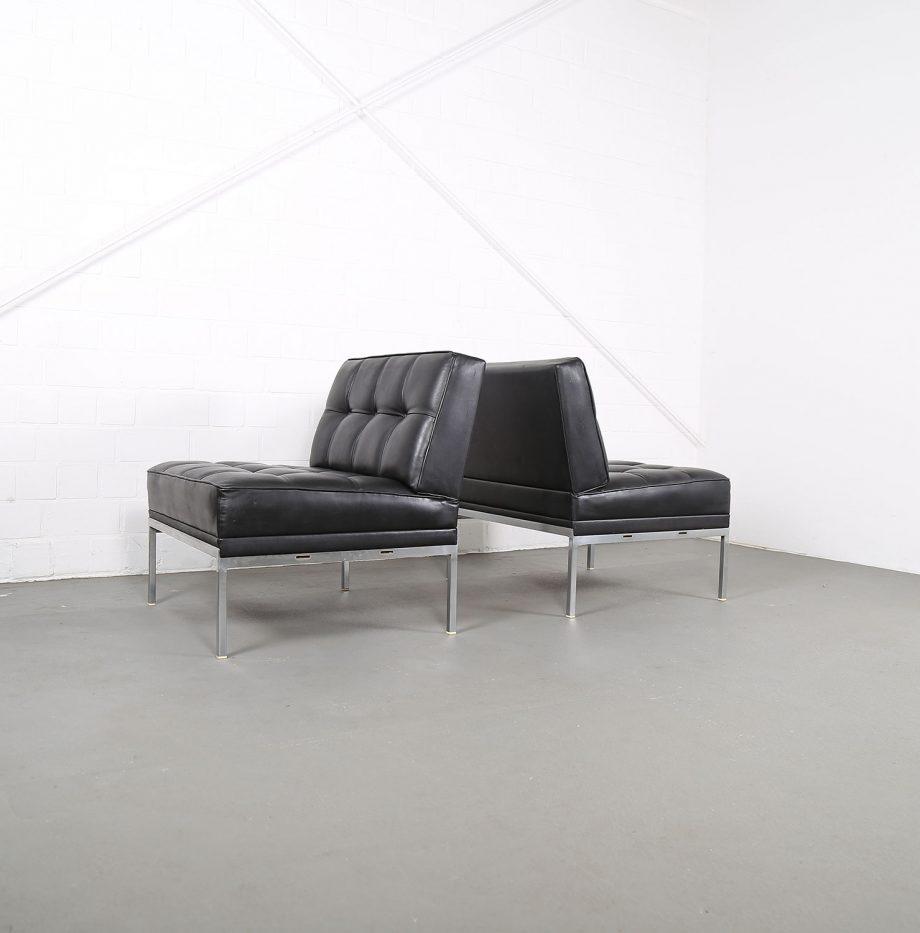 Constanze_Ledersessel_Johannes_Spalt_Wittmann_60er_Design_Set_Barcelona_Chair_27