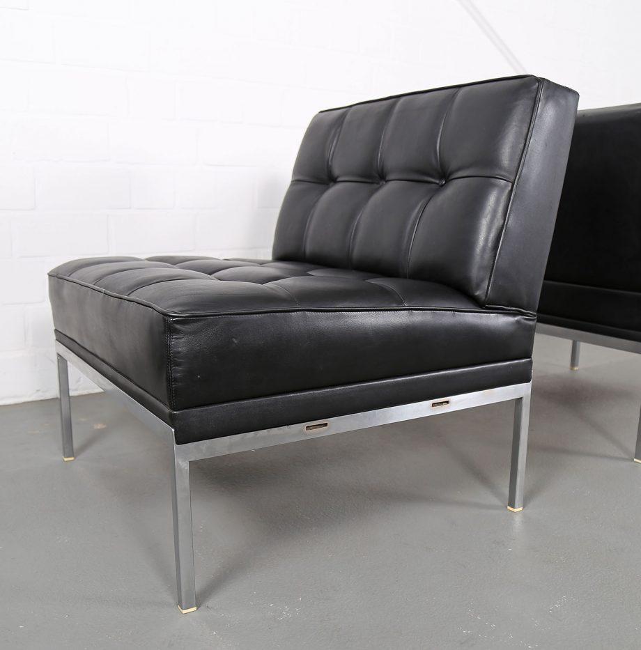 Constanze_Ledersessel_Johannes_Spalt_Wittmann_60er_Design_Set_Barcelona_Chair_28