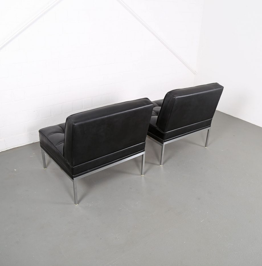 Constanze_Ledersessel_Johannes_Spalt_Wittmann_60er_Design_Set_Barcelona_Chair_34