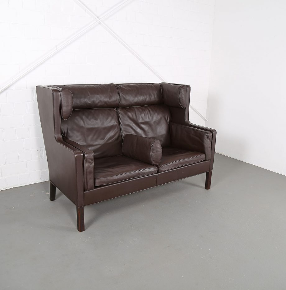 Coupe_Sofa_Borge_Mogensen_Fredericia_Modell_2192_Ledersofa_braun_leather_darkbrown_2-seater_04