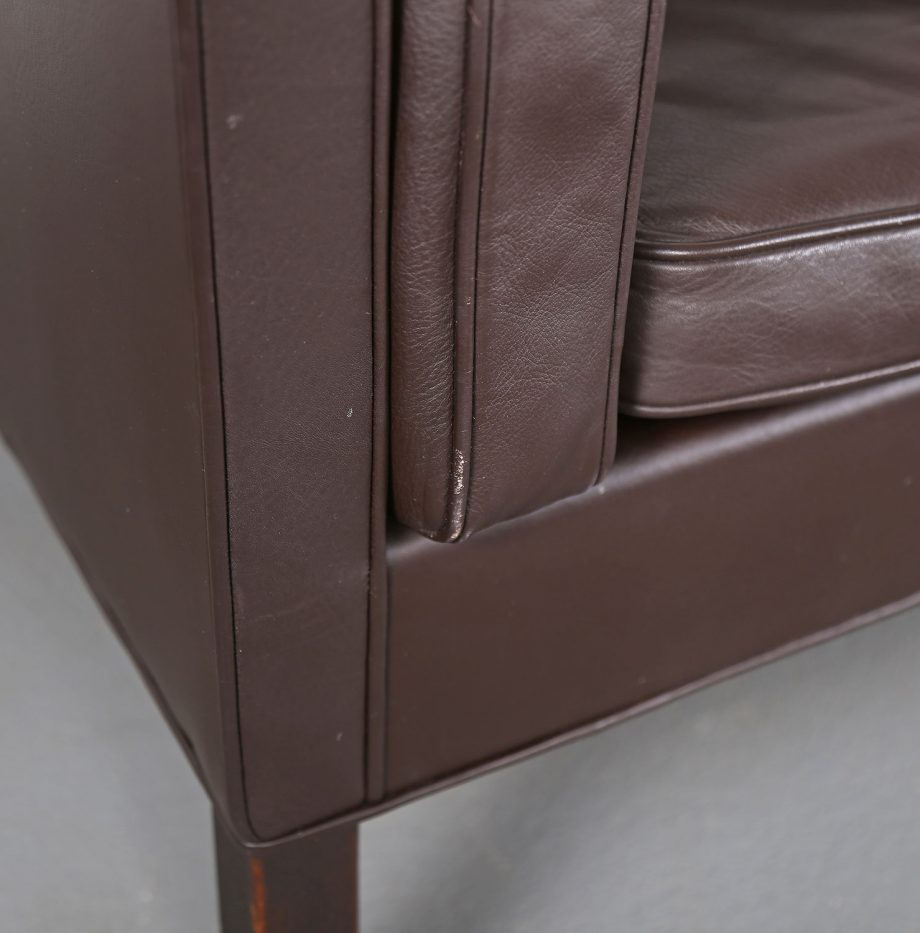 Coupe_Sofa_Borge_Mogensen_Fredericia_Modell_2192_Ledersofa_braun_leather_darkbrown_2-seater_07