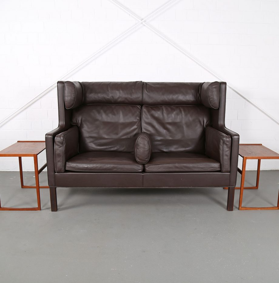 Coupe_Sofa_Borge_Mogensen_Fredericia_Modell_2192_Ledersofa_braun_leather_darkbrown_2-seater_18