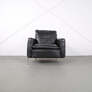 De Sede RH301 Rober Trix Haussmann Design 1950 50s 50er Jahre Sessel Ledersessel Armchair Easy Chair