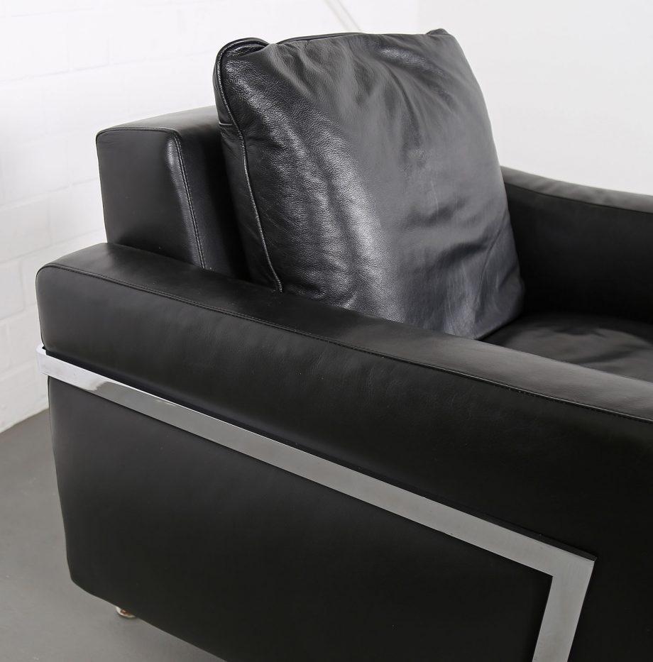 De_Sede_RH_302_Trix_Robert_Haussmann_Ledersessel_Leather_Easy_Chair_schwarz_chrom_Hans_Kaufeld_09