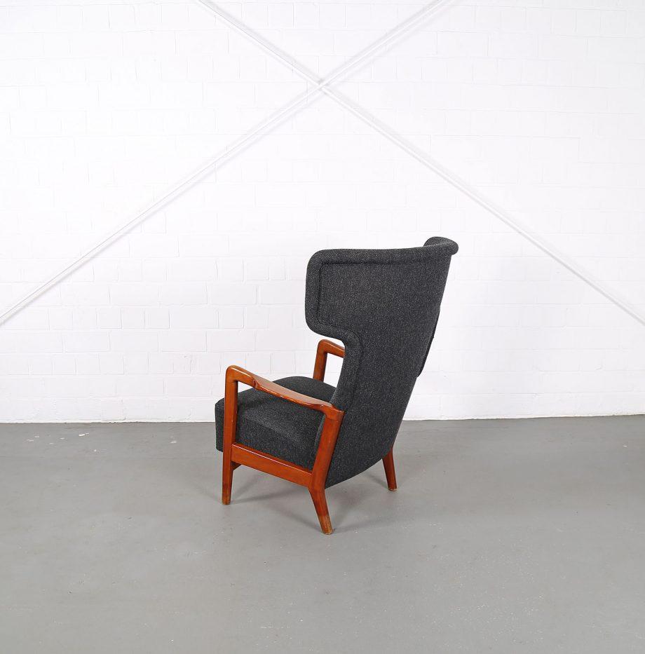 Fritz_Hansen_Soeren_Hansen_Hammerhead_Wingbackchair_50er_1951_Danish_Design_Kvadrat_Wool_Teak_Chair_26
