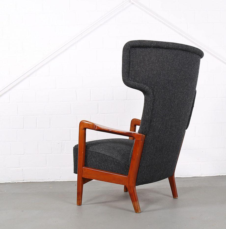 Fritz_Hansen_Soeren_Hansen_Hammerhead_Wingbackchair_50er_1951_Danish_Design_Kvadrat_Wool_Teak_Chair_27