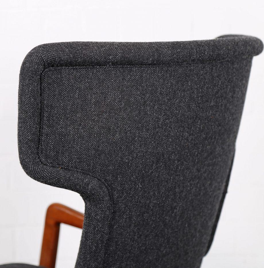 Fritz_Hansen_Soeren_Hansen_Hammerhead_Wingbackchair_50er_1951_Danish_Design_Kvadrat_Wool_Teak_Chair_28