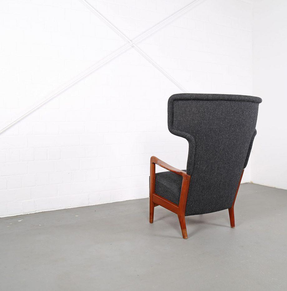 Fritz_Hansen_Soeren_Hansen_Hammerhead_Wingbackchair_50er_1951_Danish_Design_Kvadrat_Wool_Teak_Chair_32