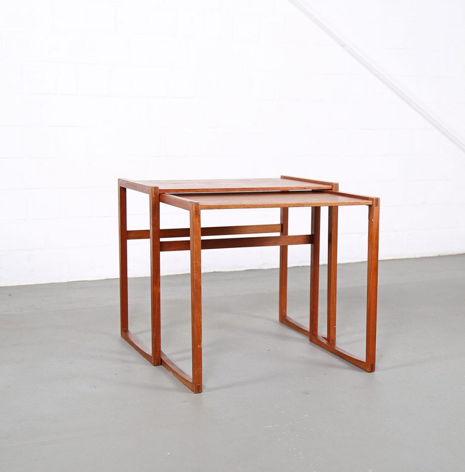 Nesting_Tables_Kai_Kristiansen_Vildbjerg_Mobelfabrik_Satztische_Danish_Design_Teak_60er_Kubus_Vintage_11