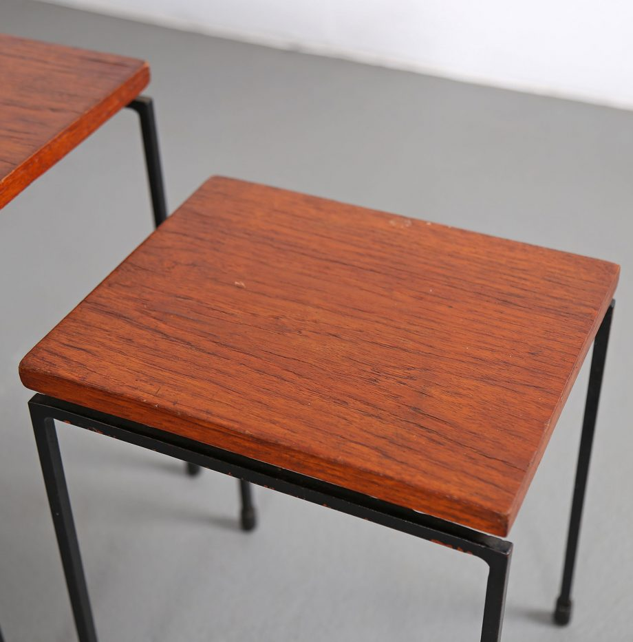 Nesting_Tables_Satztische_Set_Cees_Braakman_Pastoe_Style_60er_Design_Teak_minimalistische_Beistelltische_06