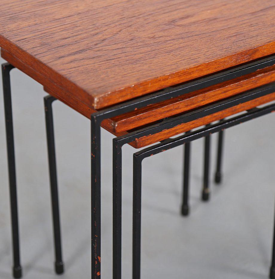 Nesting_Tables_Satztische_Set_Cees_Braakman_Pastoe_Style_60er_Design_Teak_minimalistische_Beistelltische_15