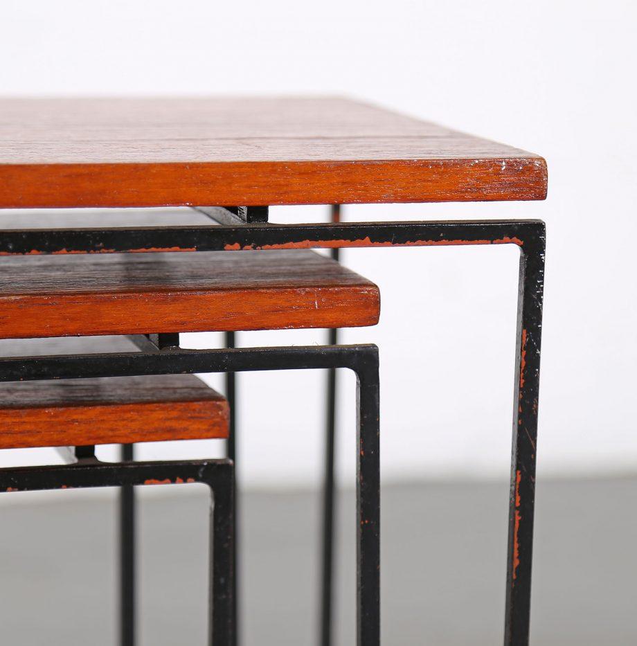 Nesting_Tables_Satztische_Set_Cees_Braakman_Pastoe_Style_60er_Design_Teak_minimalistische_Beistelltische_17