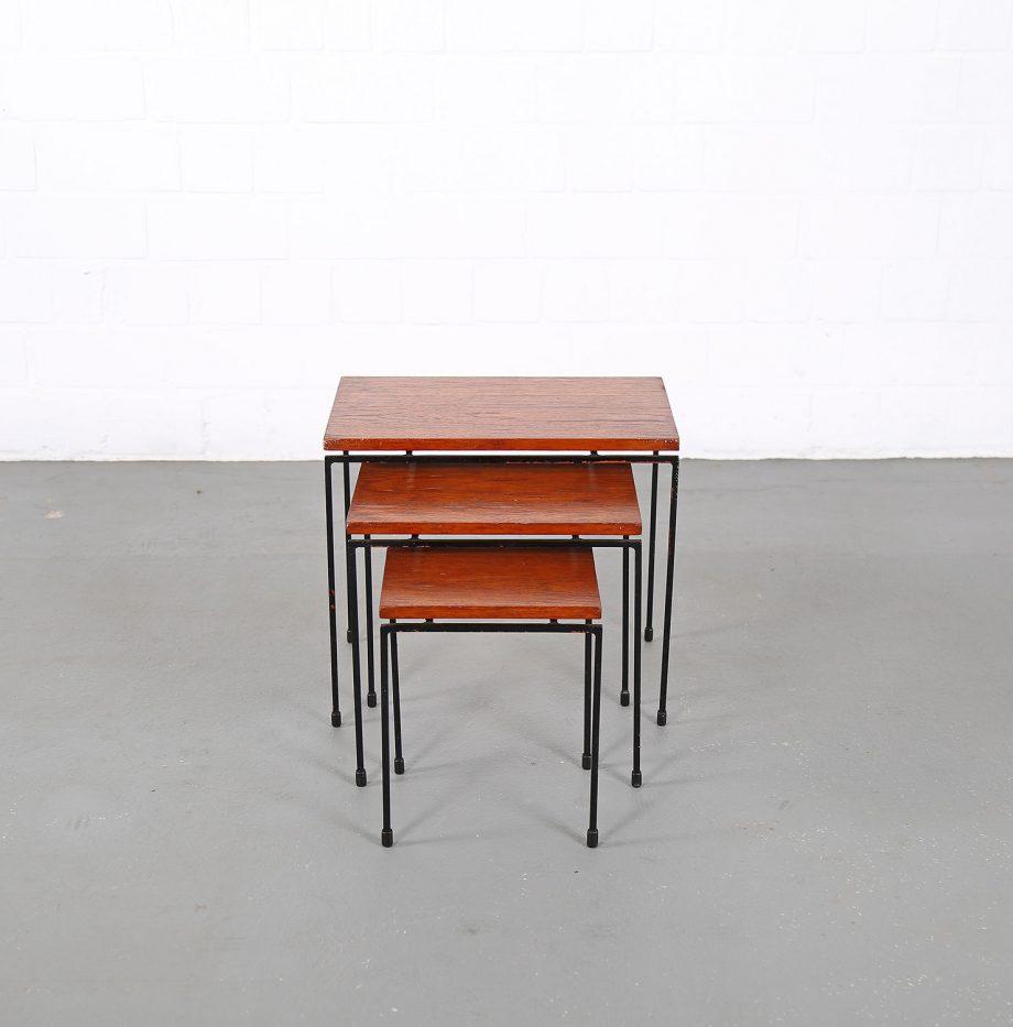 Nesting_Tables_Satztische_Set_Cees_Braakman_Pastoe_Style_60er_Design_Teak_minimalistische_Beistelltische_18