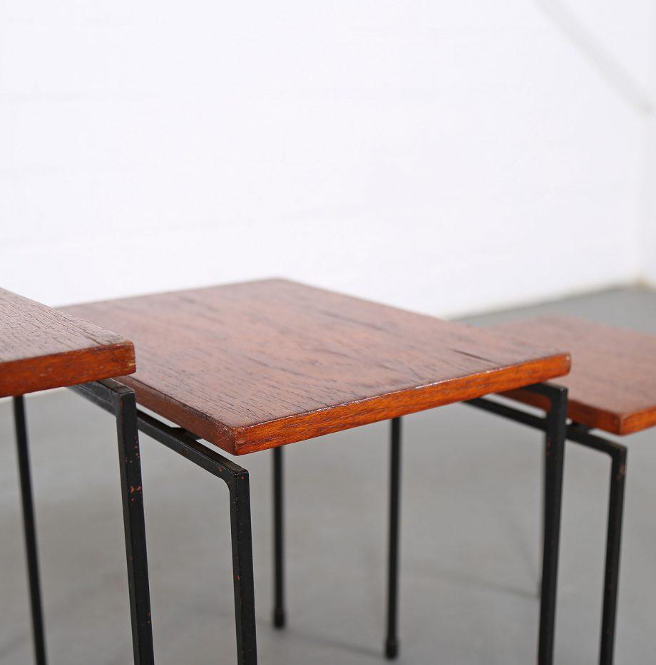 Nesting_Tables_Satztische_Set_Cees_Braakman_Pastoe_Style_60er_Design_Teak_minimalistische_Beistelltische_23