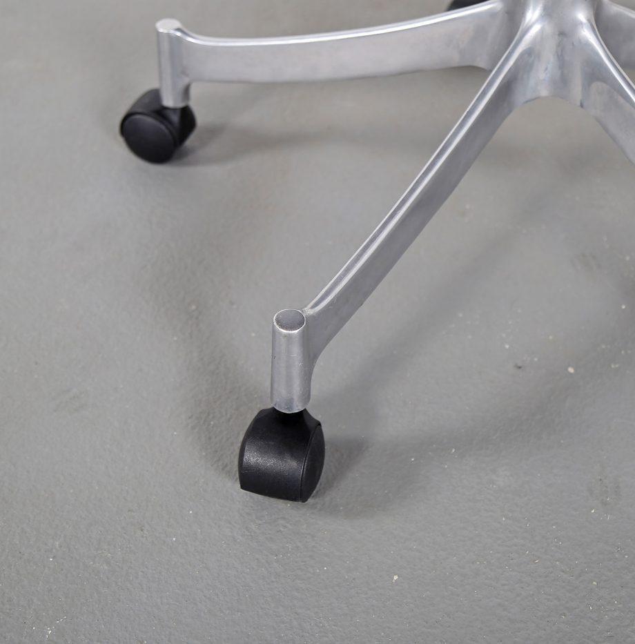 Office_Chair_Drehsessel_Bo-Ex Modell_932_Joergen_Lund_Ole_Larsen_selten_1965_60er_Design_Cognac_Leather_22