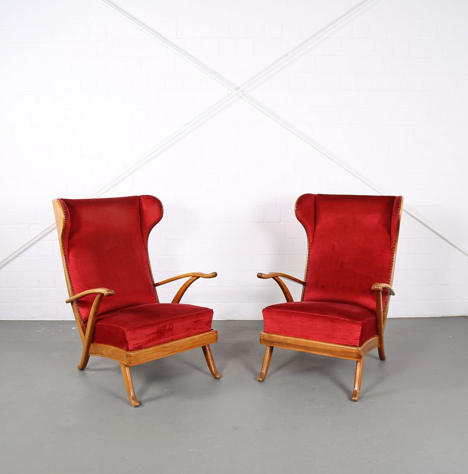Ohrensessel_Set_Karl_Nothhelfer_Schoerle_Goelz_50er_Wingback-Chair_Germany_Red_Wood_Design_01