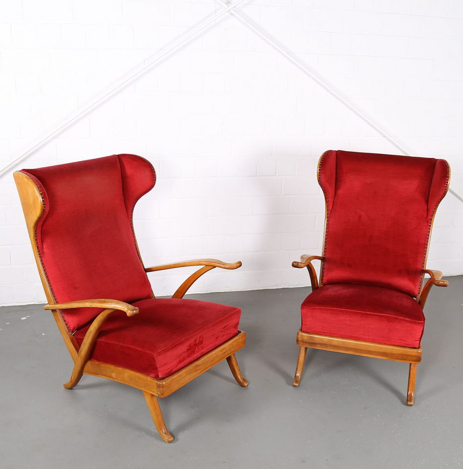 Ohrensessel_Set_Karl_Nothhelfer_Schoerle_Goelz_50er_Wingback-Chair_Germany_Red_Wood_Design_04