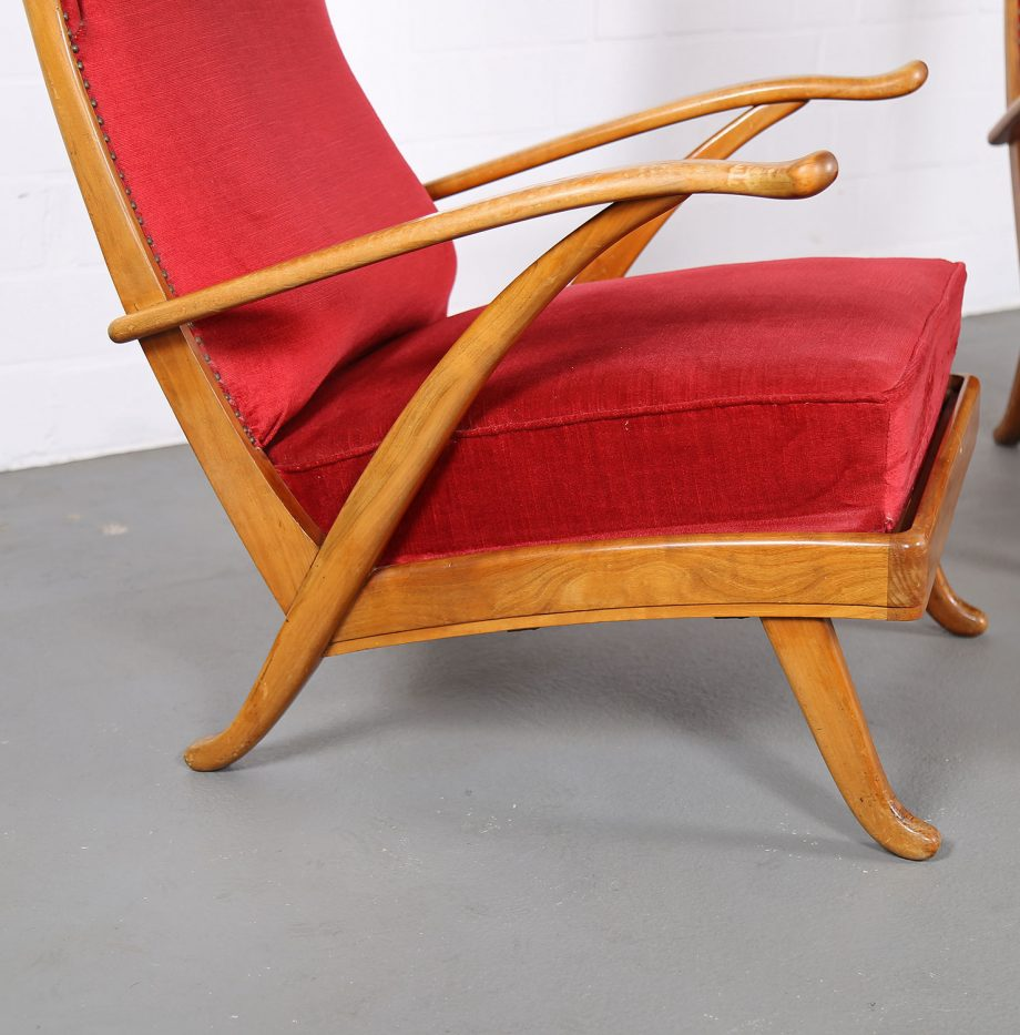 Ohrensessel_Set_Karl_Nothhelfer_Schoerle_Goelz_50er_Wingback-Chair_Germany_Red_Wood_Design_07