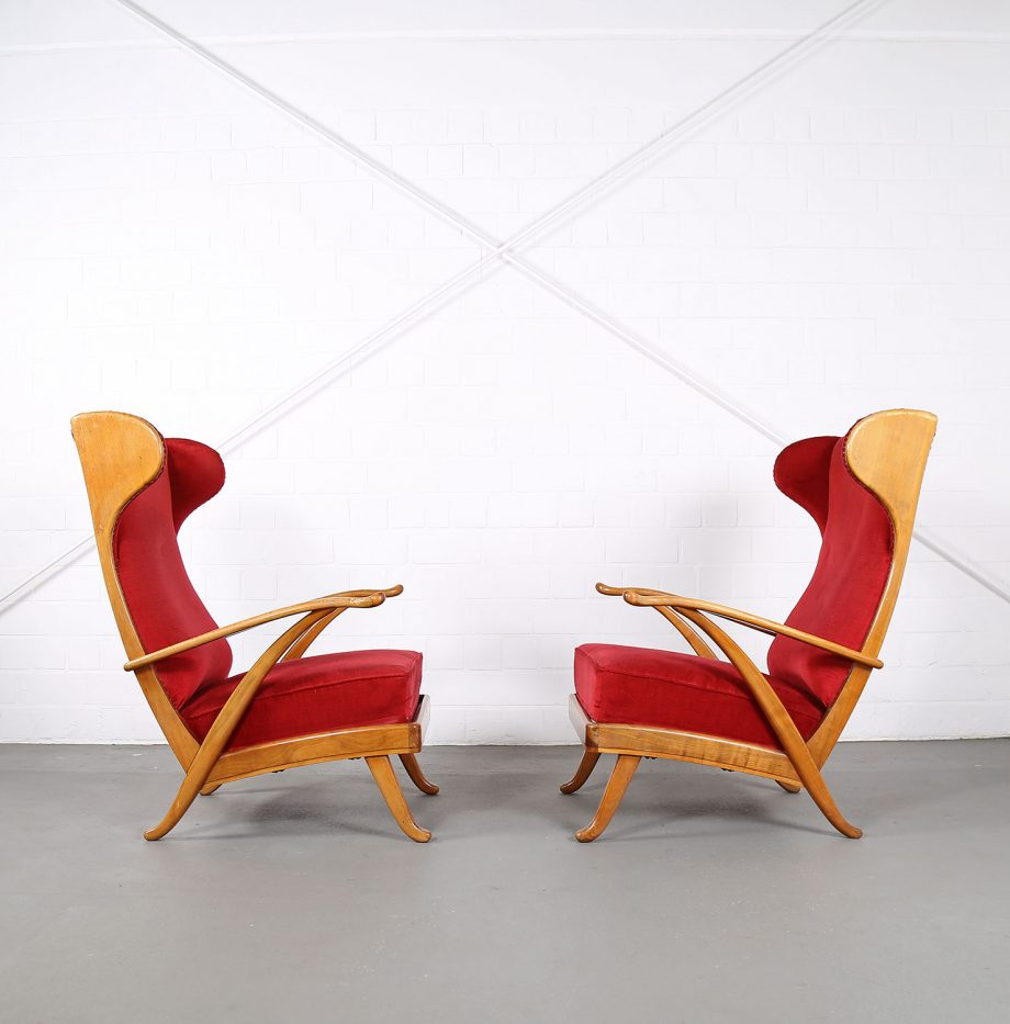 Ohrensessel_Set_Karl_Nothhelfer_Schoerle_Goelz_50er_Wingback-Chair_Germany_Red_Wood_Design_16