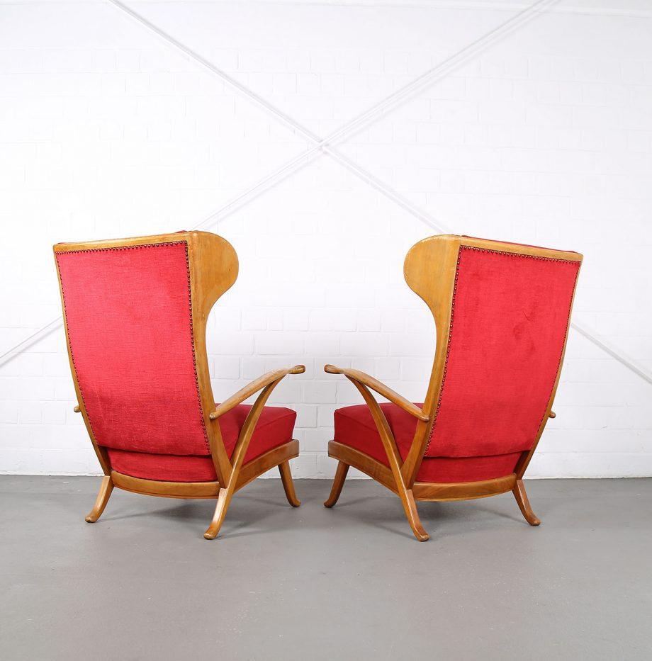 Ohrensessel_Set_Karl_Nothhelfer_Schoerle_Goelz_50er_Wingback-Chair_Germany_Red_Wood_Design_19