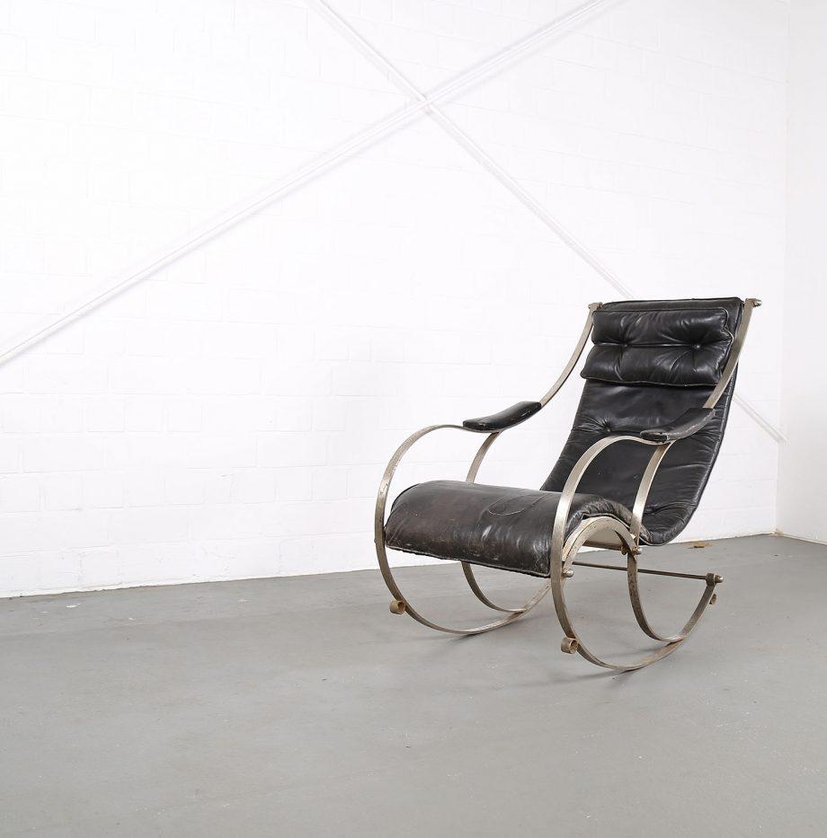 Rocking_Chair_Peter_Cooper_RW_Winfield_1851_Designklassiker_gebraucht_Vintage_Schaukelstuhl_Eisen_Leder_02
