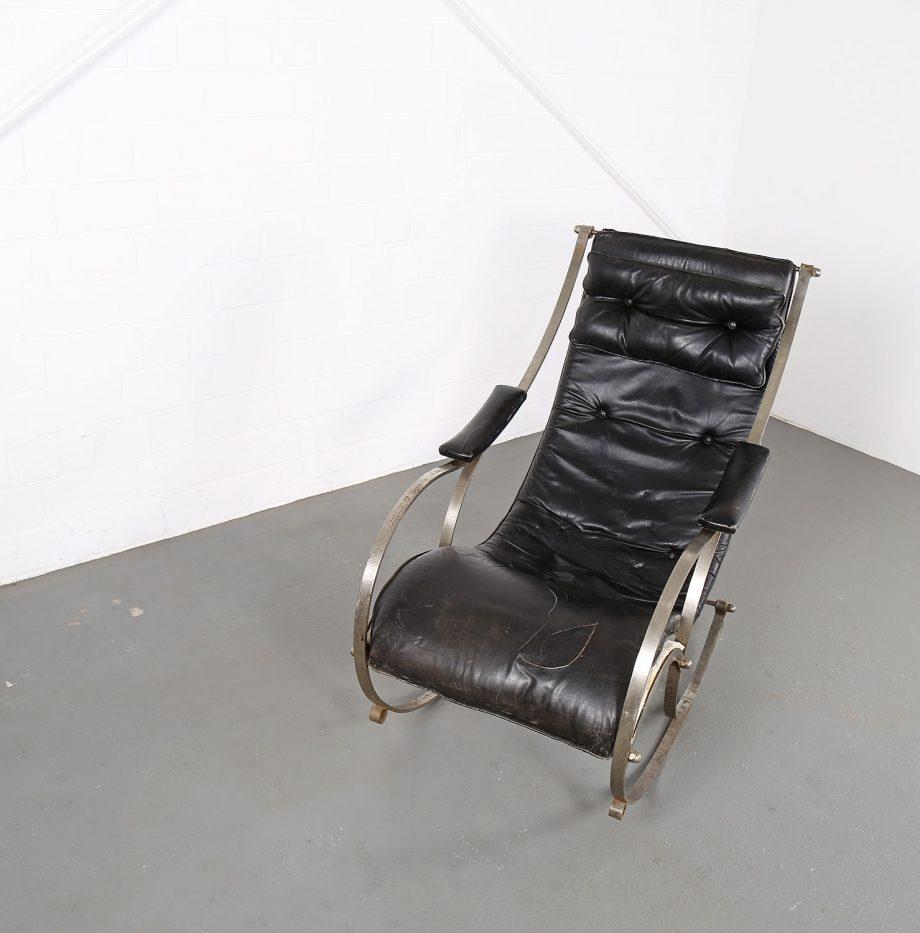 Rocking_Chair_Peter_Cooper_RW_Winfield_1851_Designklassiker_gebraucht_Vintage_Schaukelstuhl_Eisen_Leder_04