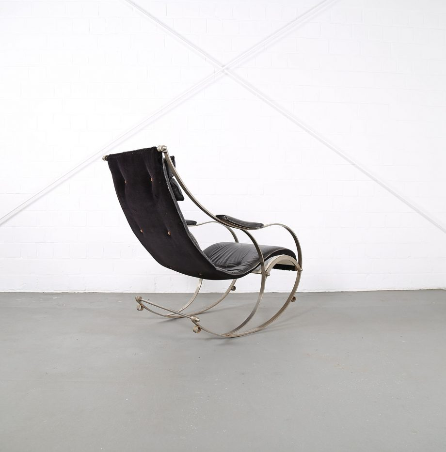 Rocking_Chair_Peter_Cooper_RW_Winfield_1851_Designklassiker_gebraucht_Vintage_Schaukelstuhl_Eisen_Leder_19