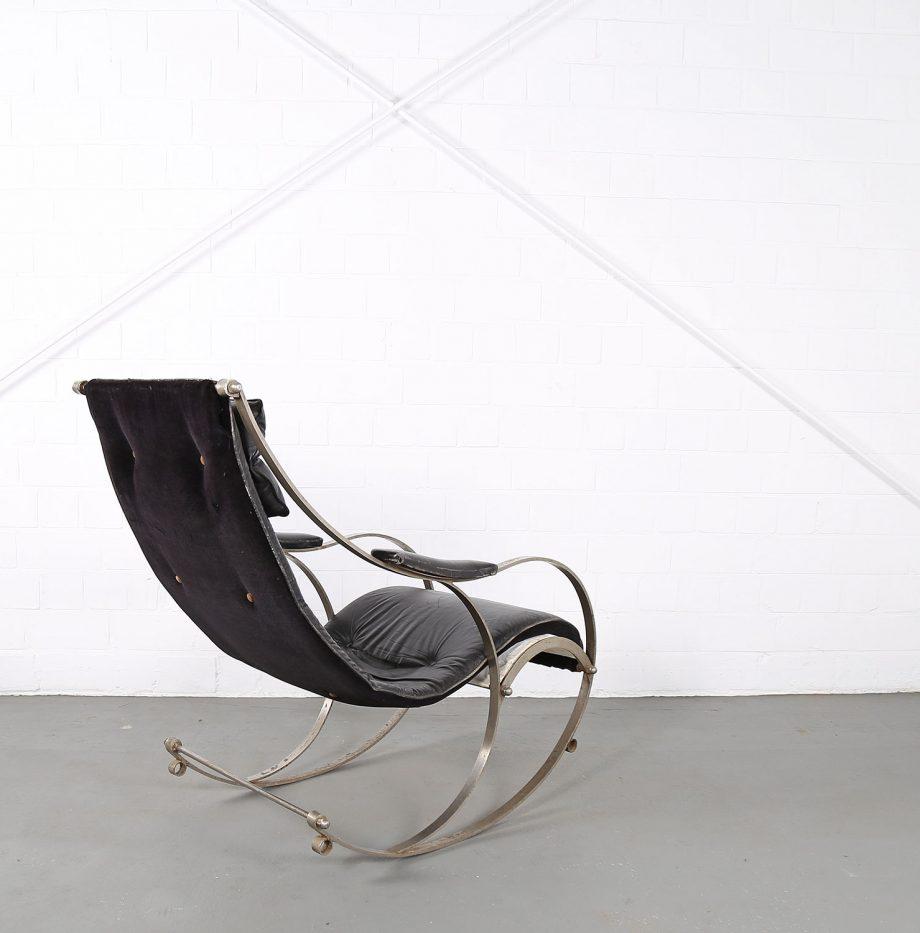 Rocking_Chair_Peter_Cooper_RW_Winfield_1851_Designklassiker_gebraucht_Vintage_Schaukelstuhl_Eisen_Leder_20