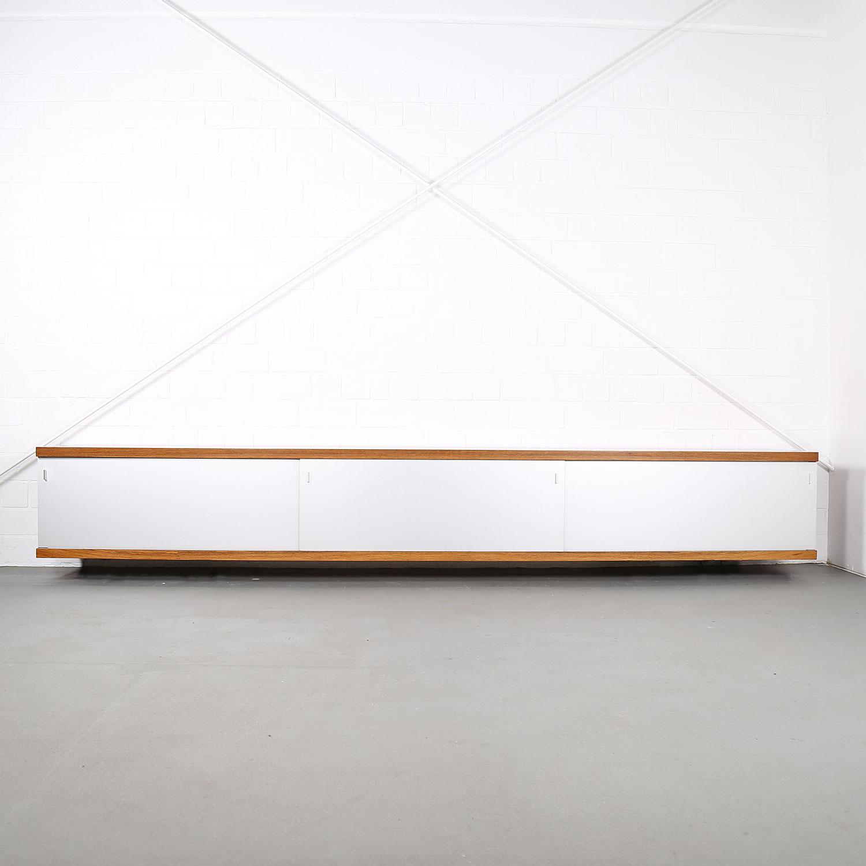 Floating Sideboard Credenza Model 1730 Horst Bruning For Behr