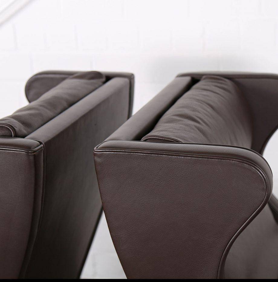 Sessel_Borge_Mogensen_Fredericia_Modell_2204_Ledersessel_mit_Hocker_Set_braun_leather_darkbrown_wingback-chair_ottoman_20