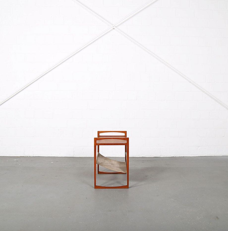 Kai_Kristiansen_Sika_Moebler_Teak_Leather_Magazine_Rack_Danish_Design_used_50s_MCM_03