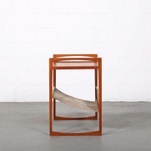 Kai_Kristiansen_Sika_Moebler_Teak_Leather_Magazine_Rack_Danish_Design_used_50s_MCM