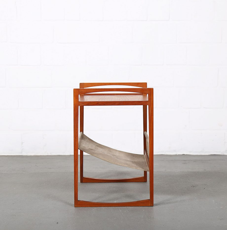 Kai_Kristiansen_Sika_Moebler_Teak_Leather_Magazine_Rack_Danish_Design_used_50s_MCM_04
