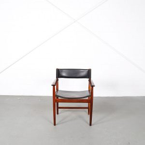Kurt_Ostervig_Sibast_Office_Chair_Dining_Rosewood_Danish_Design_Leather