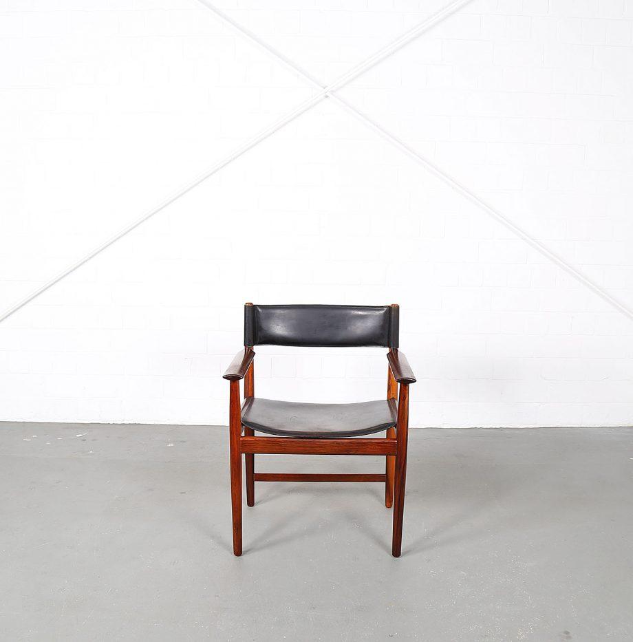 Kurt_Ostervig_Sibast_Office_Chair_Dining_Rosewood_Danish_Design_Leather_01