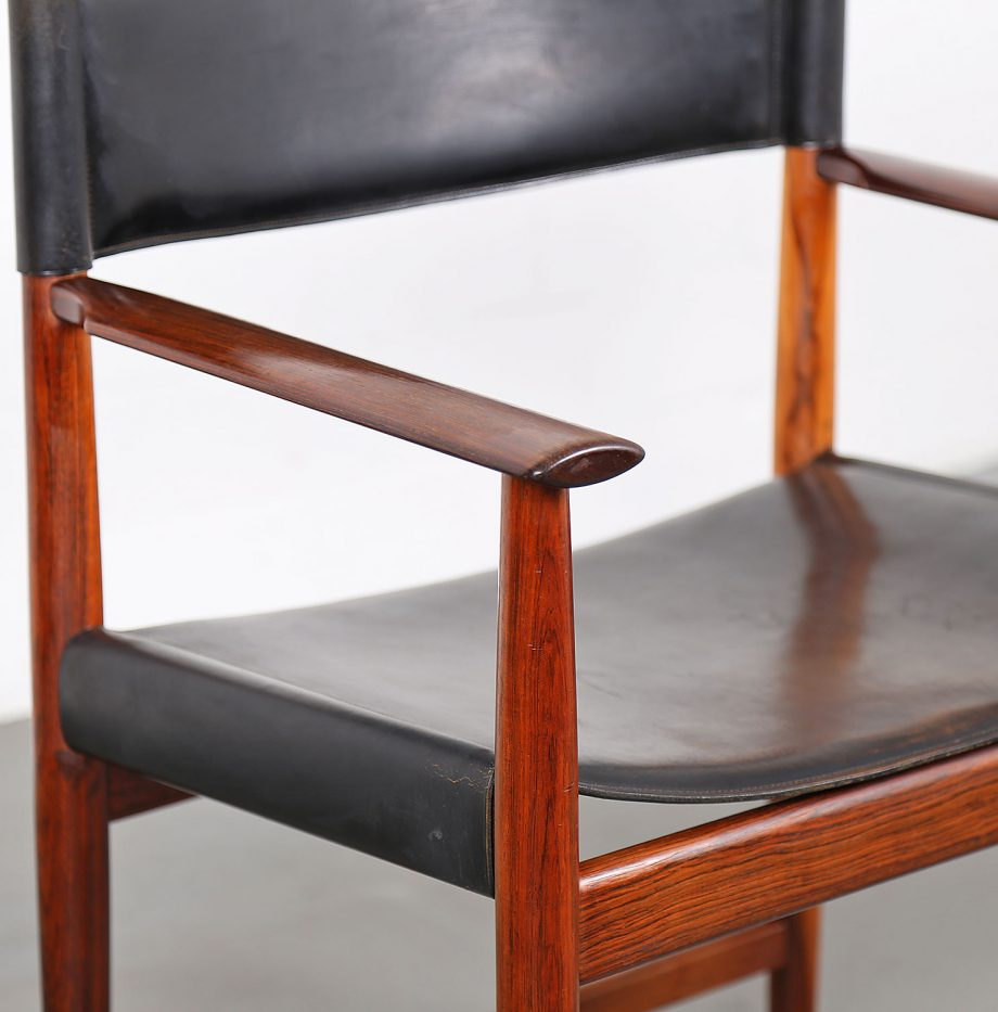 Kurt_Ostervig_Sibast_Office_Chair_Dining_Rosewood_Danish_Design_Leather_05