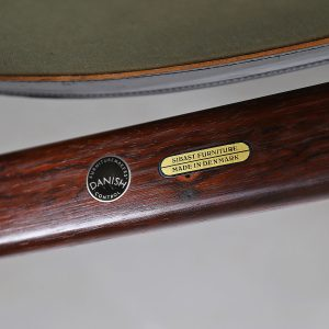 Kurt_Ostervig_Sibast_Office_Chair_Dining_Rosewood_Danish_Design_Leather
