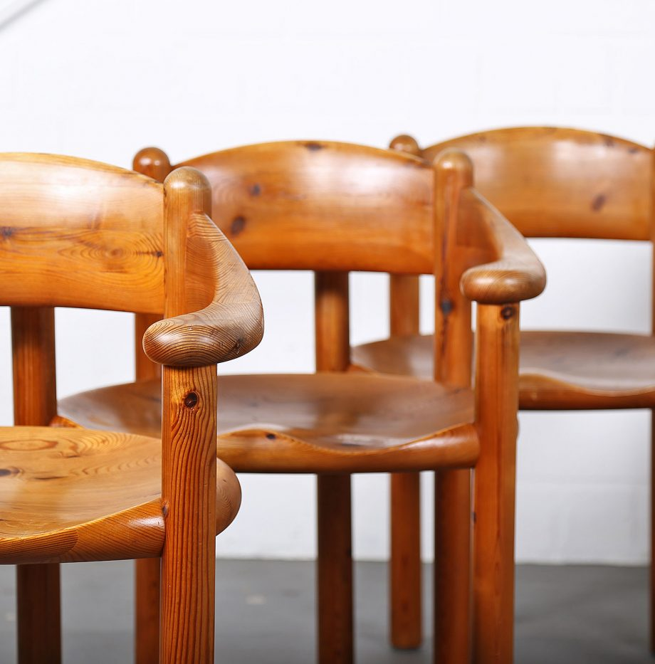 Mid-Century_Modern_Set_Pine_Danish_Chairs_Rainer_Daumiller_1970s_Kiefer_Design_05