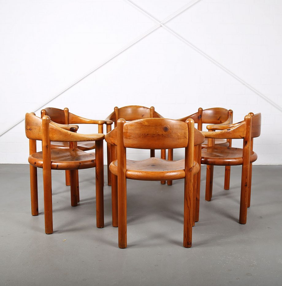 Mid-Century_Modern_Set_Pine_Danish_Chairs_Rainer_Daumiller_1970s_Kiefer_Design_16