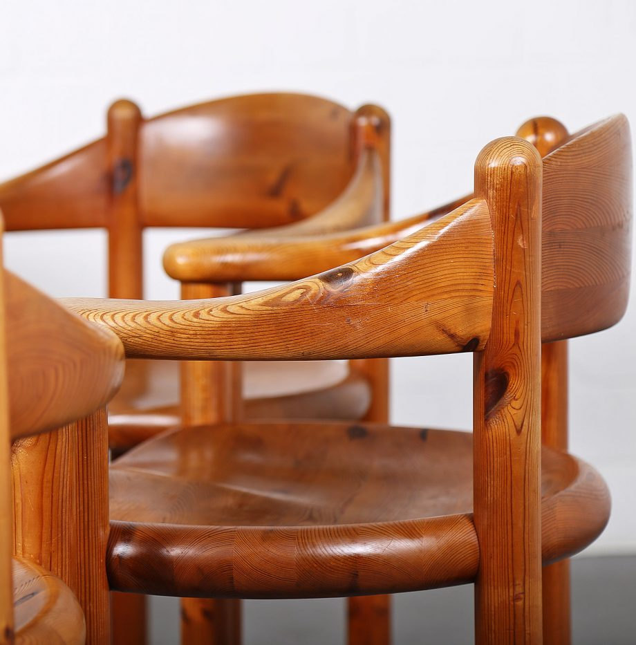 Mid-Century_Modern_Set_Pine_Danish_Chairs_Rainer_Daumiller_1970s_Kiefer_Design_19