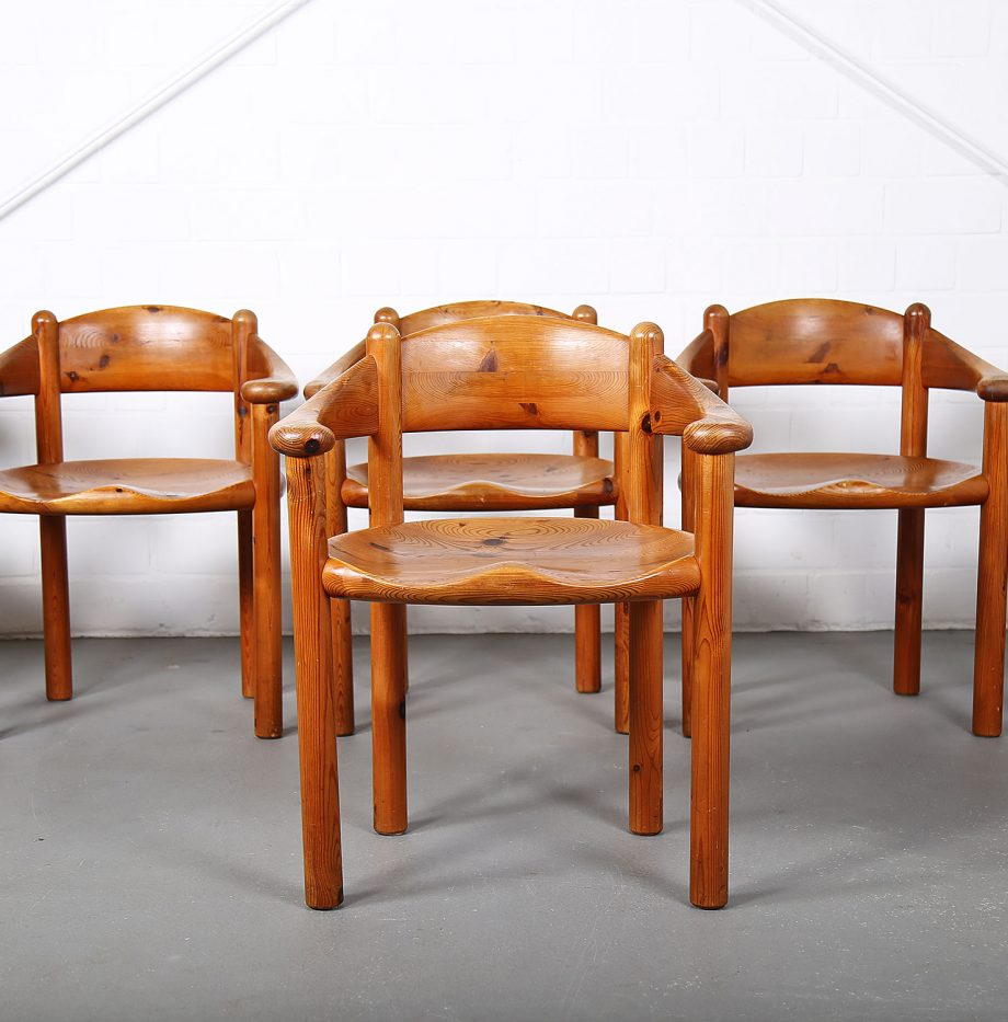 Mid-Century_Modern_Set_Pine_Danish_Chairs_Rainer_Daumiller_1970s_Kiefer_Design_20