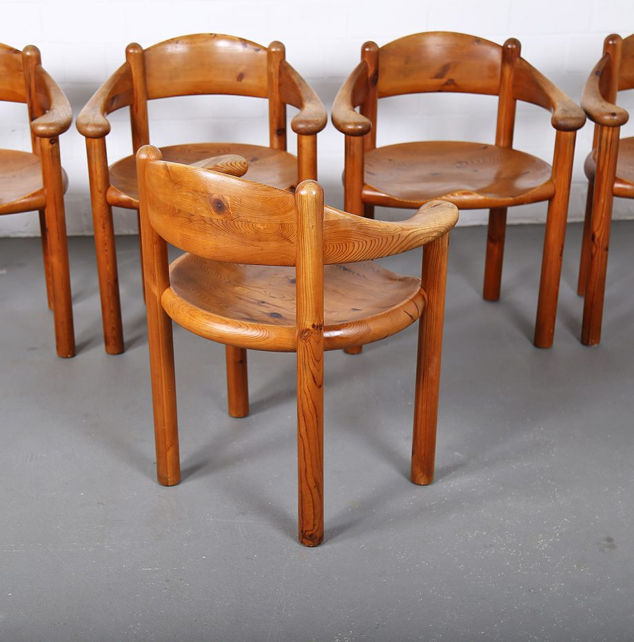 Mid-Century_Modern_Set_Pine_Danish_Chairs_Rainer_Daumiller_1970s_Kiefer_Design_22