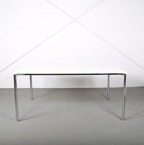 Rectangular conference / office / dining table Plano by Niels Gammelgaard for Fritz Hansen Pelikan Design